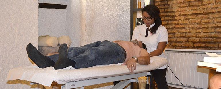 Traitement lumbago osteopathe à Auch