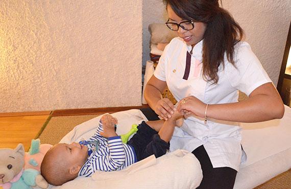 osteopathie lors de la grossesse